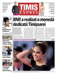 TimisExpress_20091125.pdf - Tion.ro