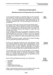 Eignungstest - Zahntechniker-Innung Berlin-Brandenburg