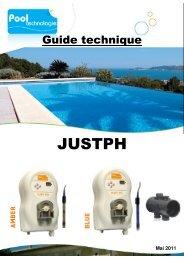 JUSTPH - Pool Technologie