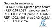 7161076 gebrauchsanweisung.pdf - Dentabo.de
