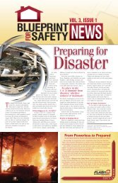 Preparing for Disaster - Florida Alliance for Safe Homes