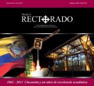 Registro ISSN 1390-7018 Edición 86 / Junio 2013