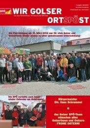 OrtSPOEst022012 - SPÖ Gols