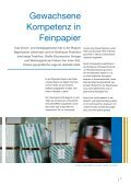 Papier, Zellstoff & Service. - Sappi - Seite 5