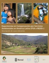 Experiencias en Compensación por Servicios ... - Forest Trends