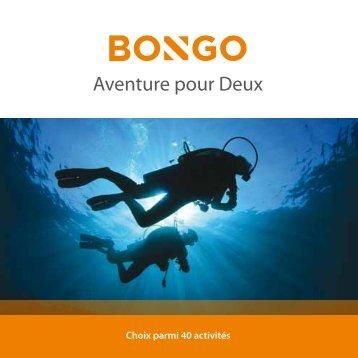 Aventure pour Deux - Weekendesk-mail.com