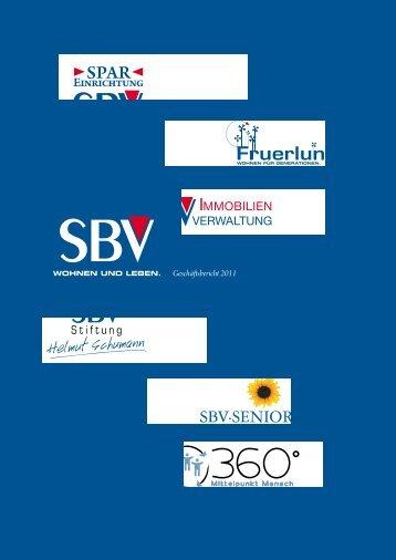 Geschäftsbericht 2011 - Selbsthilfe Bauverein eG