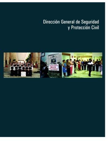Dirección General de Seguridad y Protección Civil