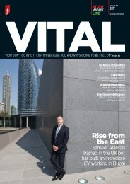 Rise from the East - ICAEW