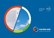 Catálogo Canal Profesional 2013 - Haverland