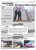 uma empresa, várias gerações - Gazeta Das Caldas - Page 2