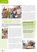 # 16 • TRIMESTRIEL • décEMbRE 2012 - Centre Hospitalier de ... - Page 4