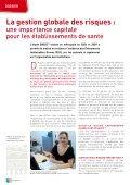 # 16 • TRIMESTRIEL • décEMbRE 2012 - Centre Hospitalier de ... - Page 6