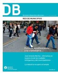 Entre el ayuntamiento y la ciudadanía… - Diputació de Barcelona