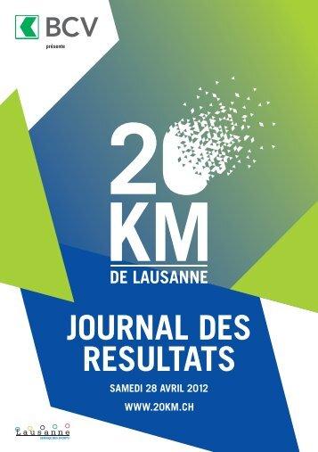 PDF - 11'069 ko - 20 km de Lausanne