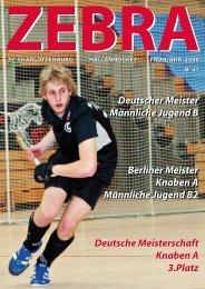 Frühjahr 2008 (PDF - 3,1MB) - beim SC Charlottenburg