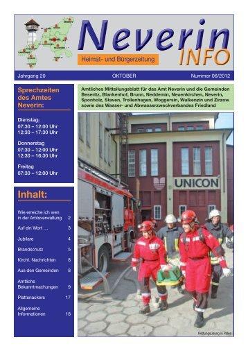 Ausgabe 6/2012 - Schibri-Verlag