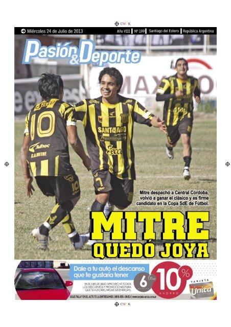 Edición Nº 199 - Pasión & Deporte
