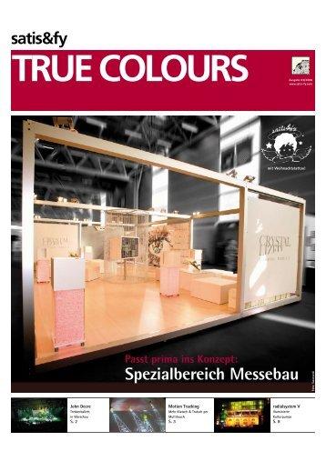 true colours 02 - Satis & Fy