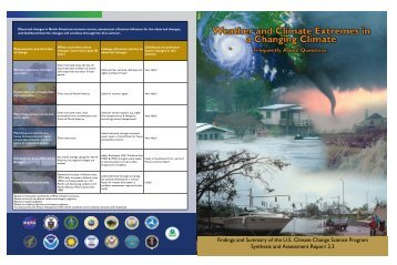 Brochure - U.S. Global Change Research Program