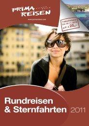 Rundreisen 2011 Rundreisen & Sternfahrten 2011 - Prima Reisen ...