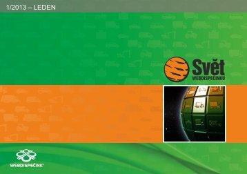 1/2013 – LEDEN - Webdispečink