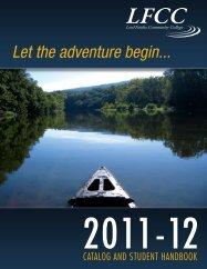 Download the 2011-12 LFCC catalog as a single PDF file