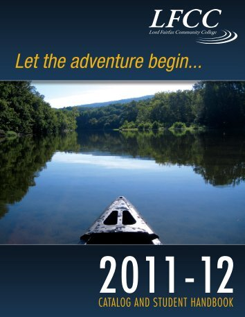 Download the 2011-12 LFCC catalog as a single PDF file