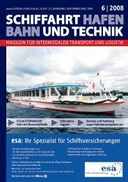 6 | 2008 - Schiffahrt und Technik