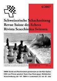 Linares 2007 - Schweizer Schachbund