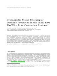 Probabilistic Model Checking of Deadline Properties in the IEEE ...