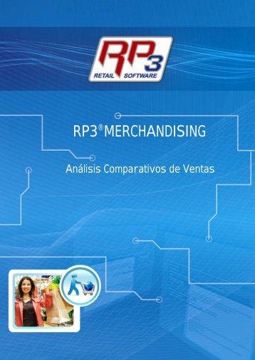 Comparativo de Ventas - RP3 Retail Software