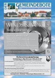 Ausgabe :Gomaringen 27.04.13.pdf - Gomaringer Verlag