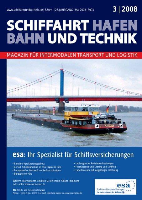3 | 2008 - Schiffahrt und Technik