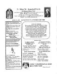 Page 1 Page 2 St. Mary/ St. Benedict Parish Revi.Bens'on Okpara ... - Page 2