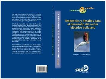 CEDLA El subsector de electricidad EGomez.pdf