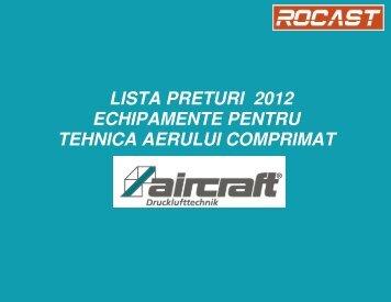 tehnica aerului - Rocast