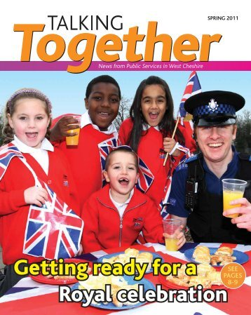 SEE PAGES 8-9 - West Cheshire Together