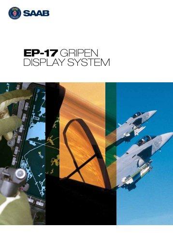 EP-17 product sheet (pdf) - Saab
