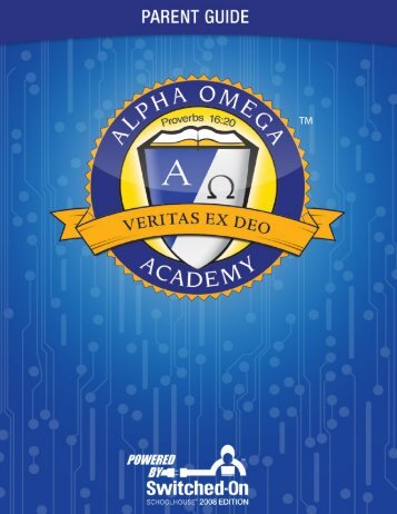 SOS Parent DL - Alpha Omega Academy