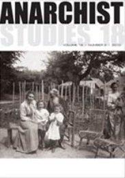 Anarchist Studies - 18-2.pdf - Zine Library