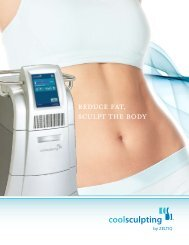 REduce fat, sculpt the body - Scanex Medical Systems A/S