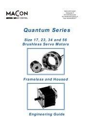 Quantum Series - MACCON GmbH