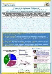 Prognostic Indicator Guidance - Devon Partnership NHS Trust
