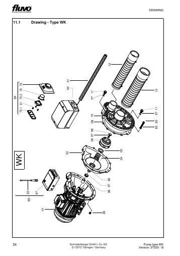 Spare parts list - Schmalenberger