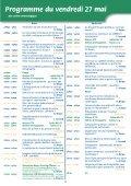 Programme du vendredi 27 mai - Mapar - Page 3