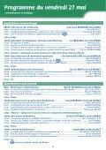 Programme du vendredi 27 mai - Mapar - Page 4