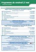 Programme du vendredi 27 mai - Mapar - Page 5