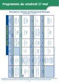 Programme du vendredi 27 mai - Mapar - Page 6