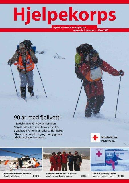 1/2010 - Røde Kors